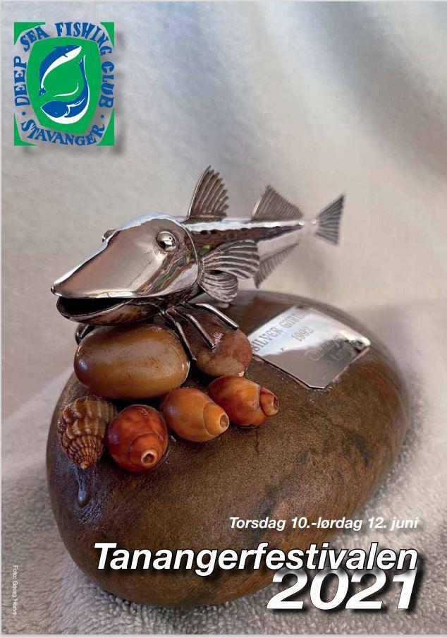 Brosjyre for Tanangerfestivalen 2021